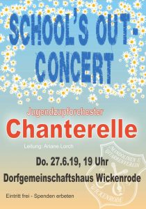 school's out – concert